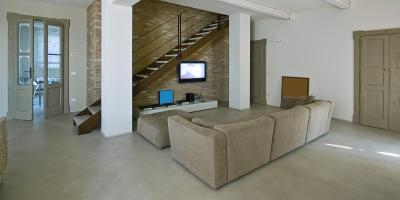 Should You Get Concrete or Hardwood Flooring?, Cookeville, Tennessee
