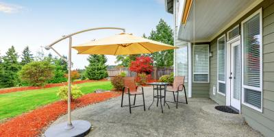 Top 5 Reasons to Install a Concrete Patio This Season, Mayfield, New York