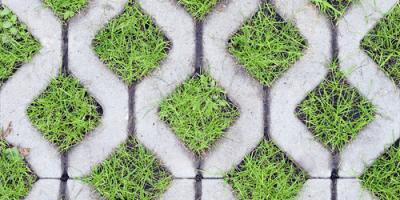 Local Concrete Supplier Explains Differences Between Permeable & Non-Permeable Pavers, Mayfield, New York
