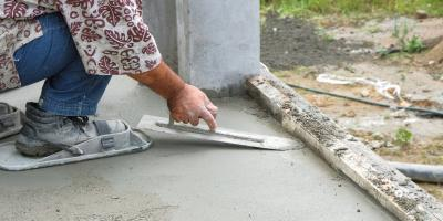 3 Types Concrete Mixes & Their Uses, Honolulu, Hawaii