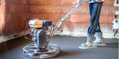 The Difference Between Concrete Polishing & Grinding, Minden, Minnesota