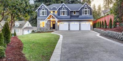 3 Benefits of a New Concrete Driveway, Greece, New York