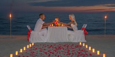 3 Reasons Why the Beach Is a Perfect Valentine's Day Setting, Orange Beach, Alabama