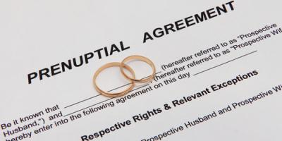 CT Attorney Explains What a Prenuptial Agreement Is , Bridgeport, Connecticut