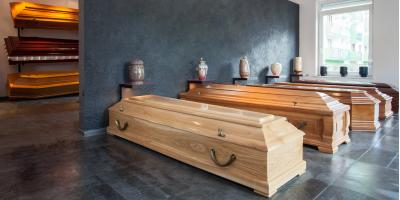 How to Select a Funeral Casket, East Haven, Connecticut