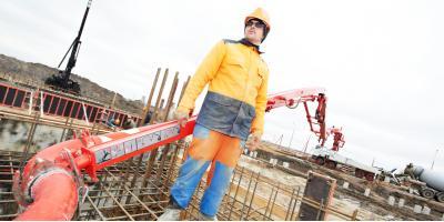Connecticut's Leading Concrete Company Helps Yale Construct New Academic Buildings, Meriden, Connecticut