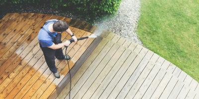 The Differences Between Pressure Washing and Powerwashing , New London, Connecticut