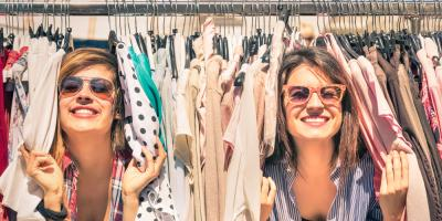 Are Your Clothes Suitable for Resale to a Consignment Shop?, Fairport, New York