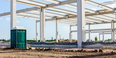 3 Considerations for Renting Portable Construction Site Toilets, Robertsdale, Alabama