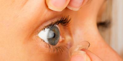 5 Tips for Wearing Contact Lenses, Anchorage, Alaska