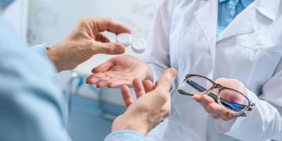 5 Simple Ways to Switch From Wearing Glasses to Contact Lenses, Clearwater, Florida