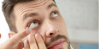 Weigh the Pros & Cons of Wearing Contact Lenses, Kalispell, Montana