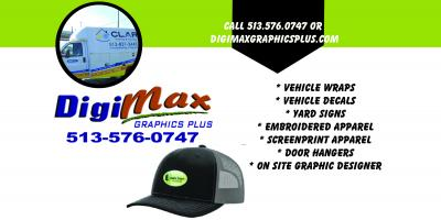 SPRING is Near! Get Ready with Digimax Graphics!, Milford, Ohio