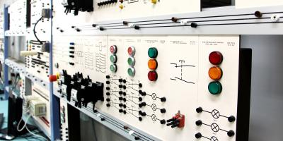 3 Components of an Electrical Control Panel, Ross, Ohio