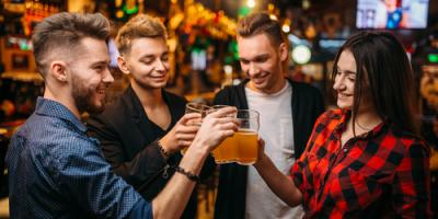 3 Healthy Foods You'll Find at a Bar, Conyers, Georgia