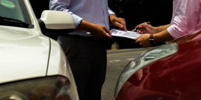 3 Steps to Take Following a Car Accident , Cookeville, Tennessee