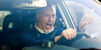 4 Tips for Dealing With an Aggressive Driver, Cookeville, Tennessee