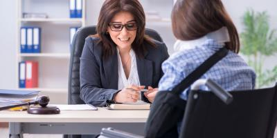 Frequently Asked Questions About Hiring a Disability Attorney, Cookeville, Tennessee