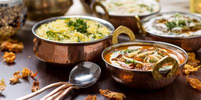 5 Common Ingredients in Indian Cuisine, Orange, Connecticut