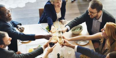 How to Plan a Corporate Dinner, Norcross, Georgia