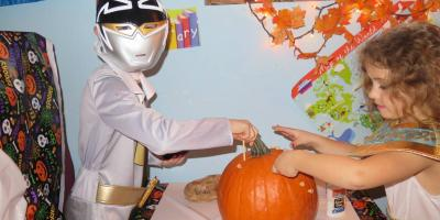 A Rising Star Children's Center's Halloween Craft Party 2018, Cortlandt, New York