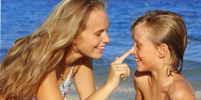 Local Children's Day Care Shares the Importance of Sunscreen, Cortlandt, New York
