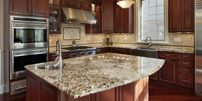 What's the Difference Between Natural Stone & Manmade Quartz Countertops?, North Whidbey Island, Washington