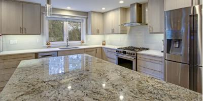 Understanding the Differences Between Granite & Quartz Countertops, Ham Lake, Minnesota