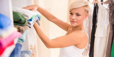 Decluttering Your Closet Space: Should You Hang or Fold Clothes?, Covington, Kentucky