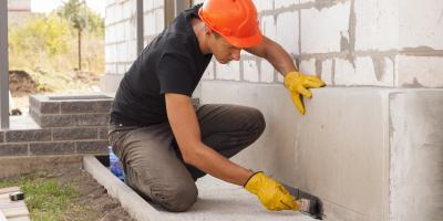 What Causes Basement Cracks?, Lebanon, Ohio