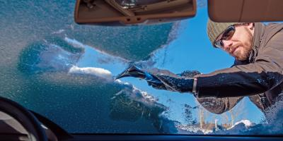 How to Care for Your Windshield in Winter, Lincoln, Nebraska