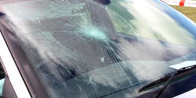 Is a Cracked Windshield Safe?, West Plains, Missouri