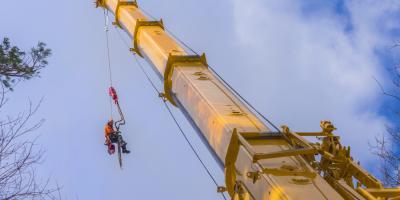 3 Reasons You Might Need a Crane Service, Saluda, North Carolina