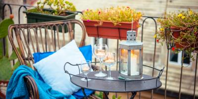 3 Creative Balcony Design Ideas, Hayward, California