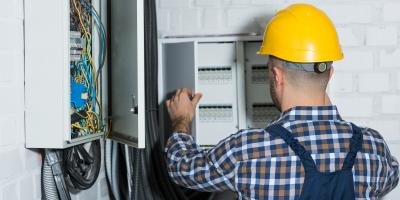 How to Label Your Home's Electrical Panel, West Crossett, Arkansas