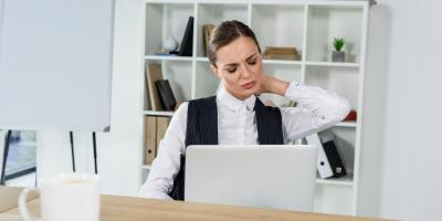 5 Ways to Reduce Neck Pain at Work, Crossville, Tennessee