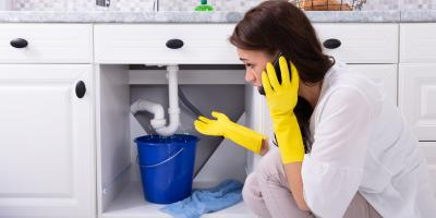 5 Signs of a Plumbing Leak, Crossville, Tennessee
