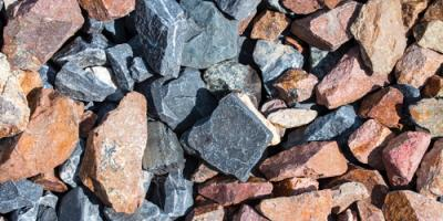 Crushed Stone vs. Crushed Gravel: What's the Difference? , Eagle, Ohio