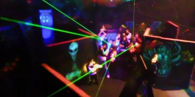 The Do's & Don'ts of Laser Tag, Waterbury, Connecticut