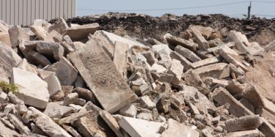 Is Recycled Concrete Aggregate Valuable?, Gales Ferry, Connecticut