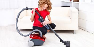 Top 3 Signs You Need a Vacuum Repair, North Haven, Connecticut