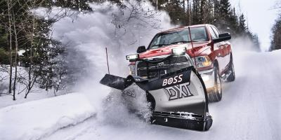 What to Do When a Trip-Edge Isn't Enough for Your Snow Plow, Evergreen, Montana