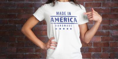 3 Reasons to Buy Custom Apparel Made in the USA, Lincoln, Nebraska