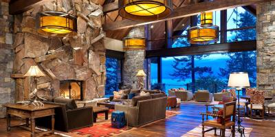 How to Design an Open Floor Plan, Whitefish, Montana