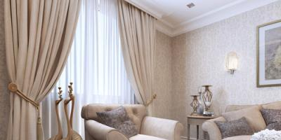 How Will Custom Window Treatments Create Depth & Texture?, Westlake, Ohio
