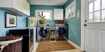 A Guide to Choosing Laundry Room Cabinets, Chesterfield, Missouri