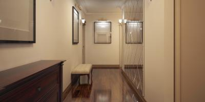 3 Ways Mirrored Walls Can Change the Dynamic of a Room , Spring Valley, New York