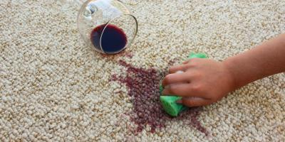 How to Remove Common Carpet Stains, Lincoln, Nebraska