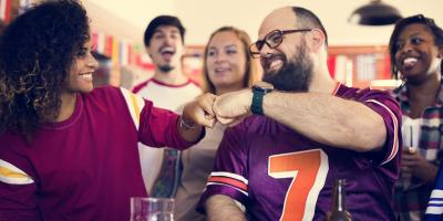 5 Best Ways to Rep Your Favorite Sports Team, New Rochelle, New York