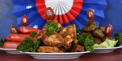 How Buffalo Wings Became a Game Day Staple, New Haven, Connecticut